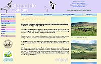 Holiday Accommodation in the Forest of Bowland A.O.N.B. in North Lancashire