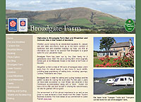 Broadgate Farm Bed and Breakfast and Caravan Site in the Forest of Bowland