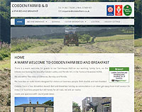 Bed and Breakfast Pendle in the Forest of Bowland A.O.N.B. Lancashire