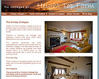 Self catering holiday cottages Lancashire