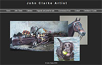 John Clarke equine and dog portraits