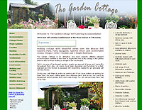 The Garden Cottage Forest of Bowland in Lancashire Holiday cottage